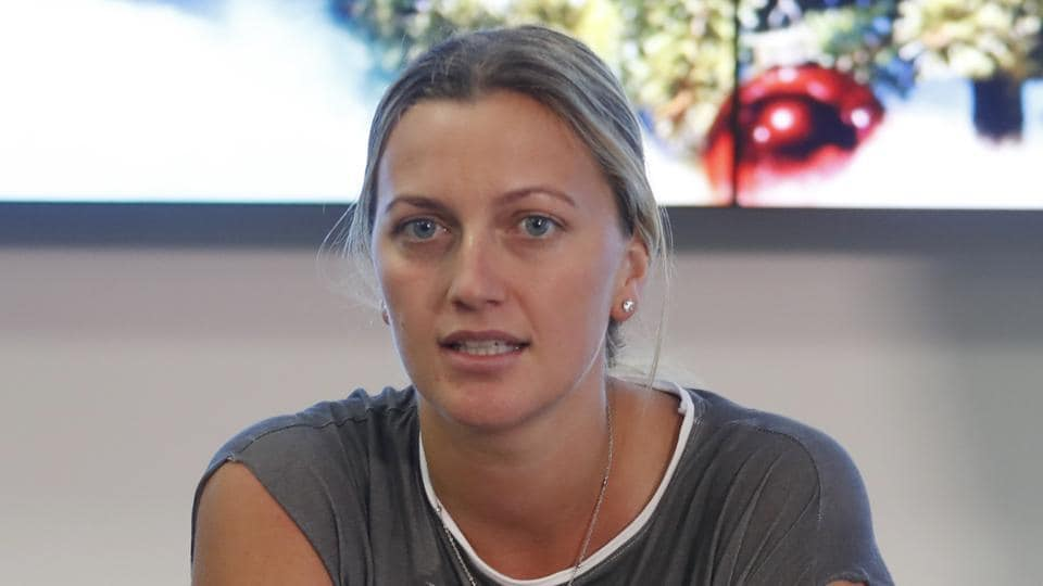 Two-time Wimbledon champion Petra Kvitova was injured in December 2016 when a knife-wielding intruder attacked her at her home in the town of Prostejov.