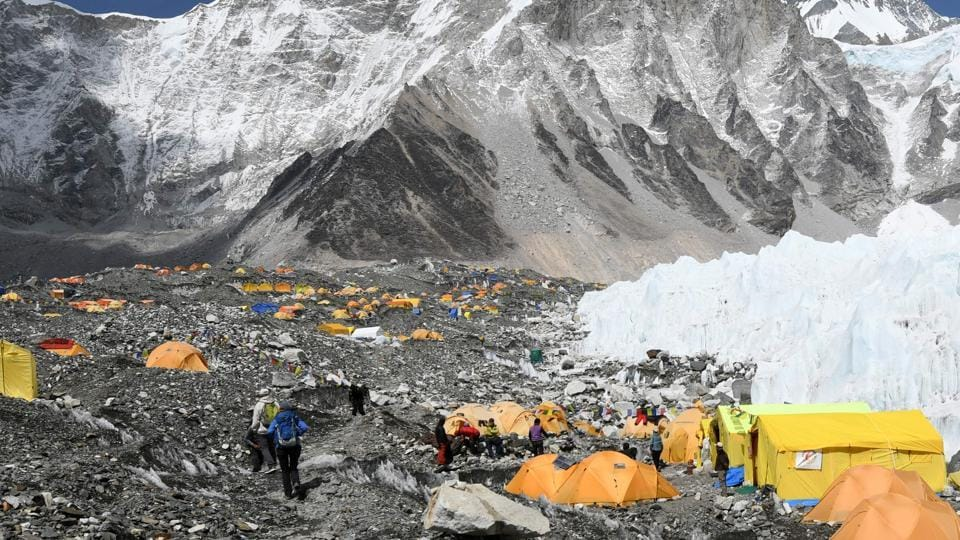 Everest base camp,Mount Everest,Everest climb