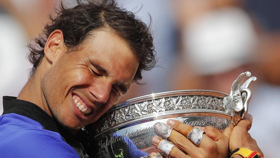 Rafael Nadal,French Open 2018,Tennis