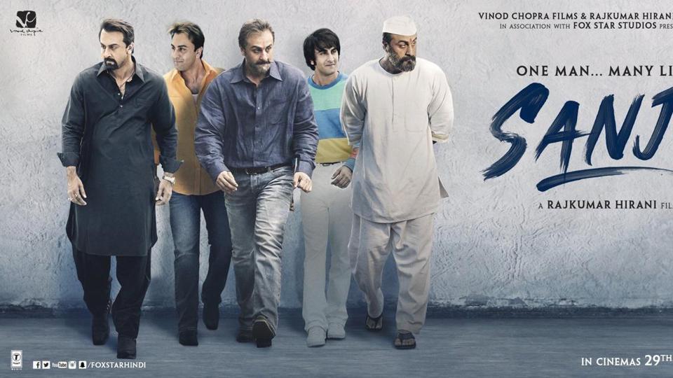 Sanju,Sanju trailer,Ranbir Kapoor