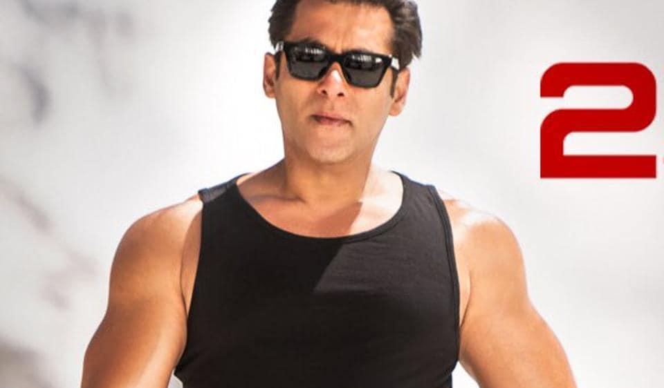 Salman Khan,Race 3,Iulia Vantur
