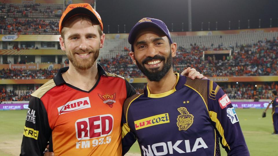 IPL 2018,Sunrisers Hyderabad vs Kolkata Knight Riders,SRH vs KKR