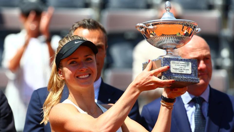 Elina Svitolina,Simona Halep,French Open
