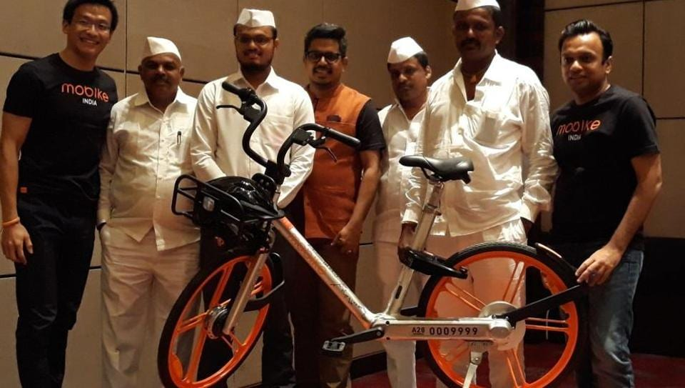 PMC is keen on its four bicycle sharing operators including insurance in their agreements.