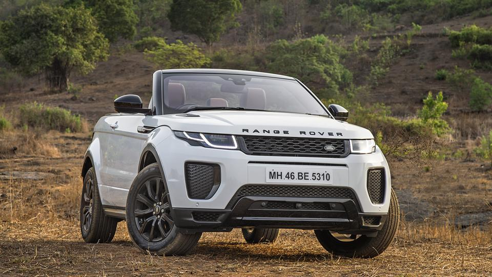 Range Rover Evoque Convertible Review For Rs 69 5 Lakh It S A Very