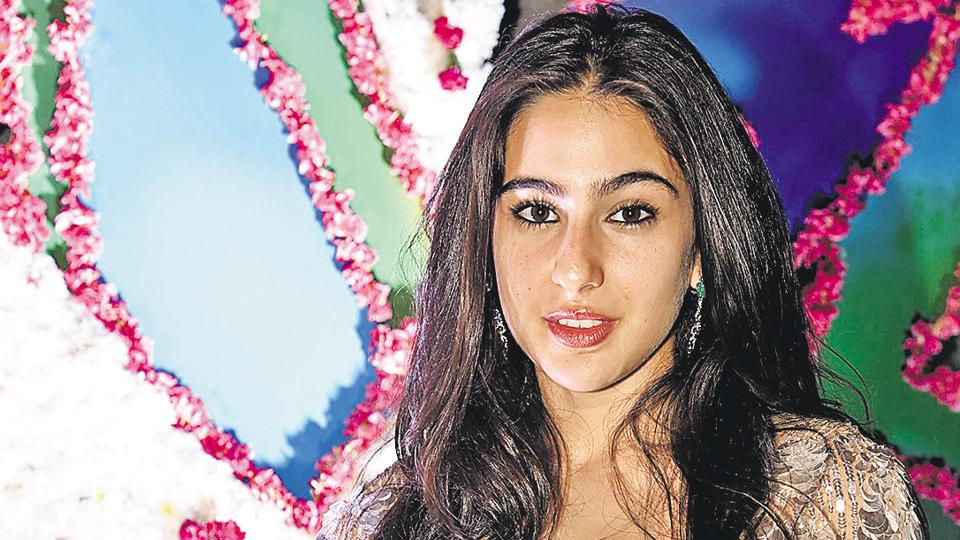 Sara Ali Khan is committed to making her Bollywood debut in Kedarnath, but has also given her June dates to Simmba.