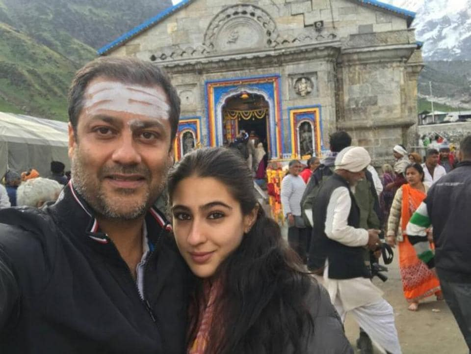 Abhishek Kapoor has shot a few sequences for the film with Sara Ali Khan and Sushant Singh Rajput.