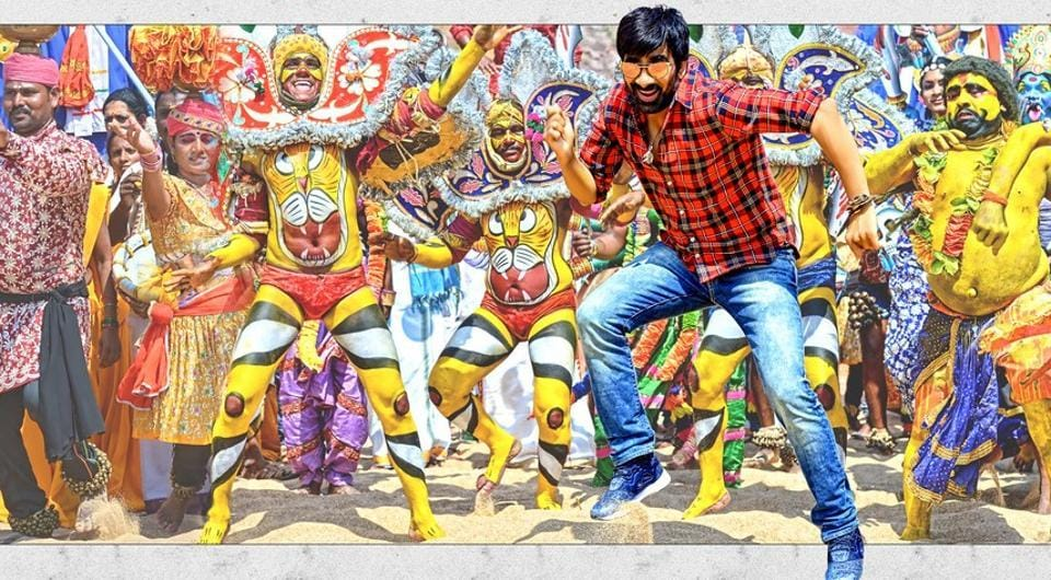 Nela Ticket movie review: Ravi Teja locks horn with Jagpathi Babu in this film.