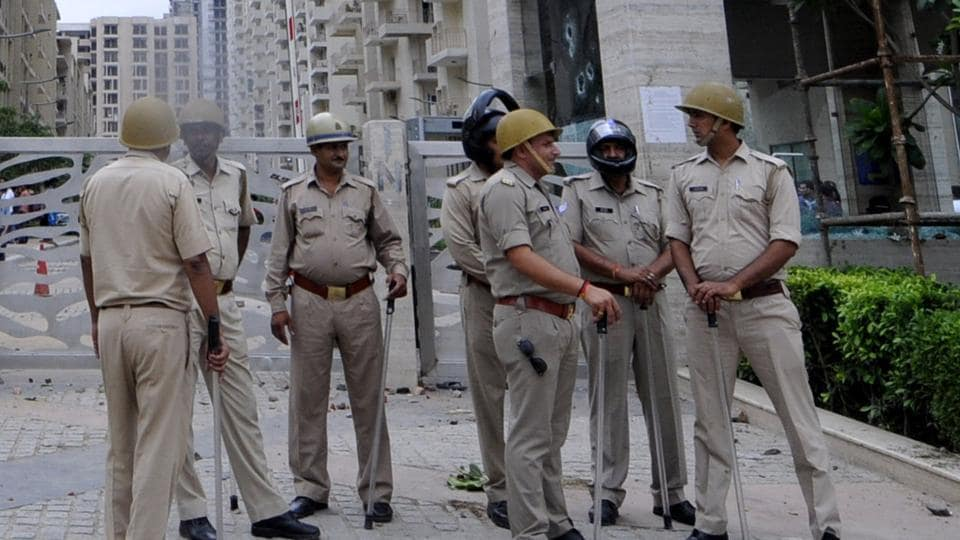 The police said Rajiv Kumar, a resident of Ghaziabad, did not reach his home till late in the night on Thursday.