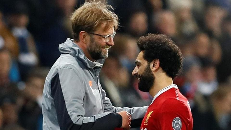 Jurgen Klopp says he is not interested in suggestions Mohamed Salah could prove to be the equal of Cristiano Ronaldo and Lionel Messi.
