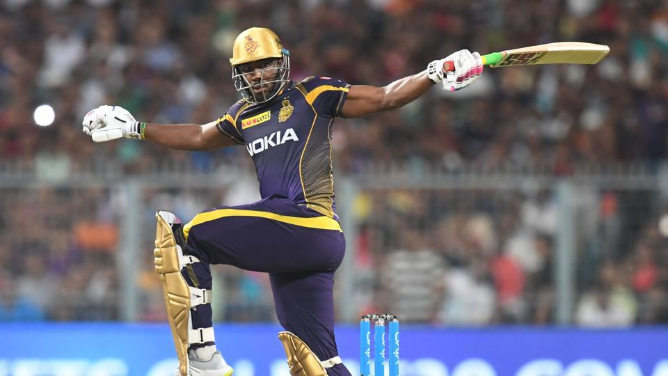 IPL 2018,Indian Premier League,Andre Russel