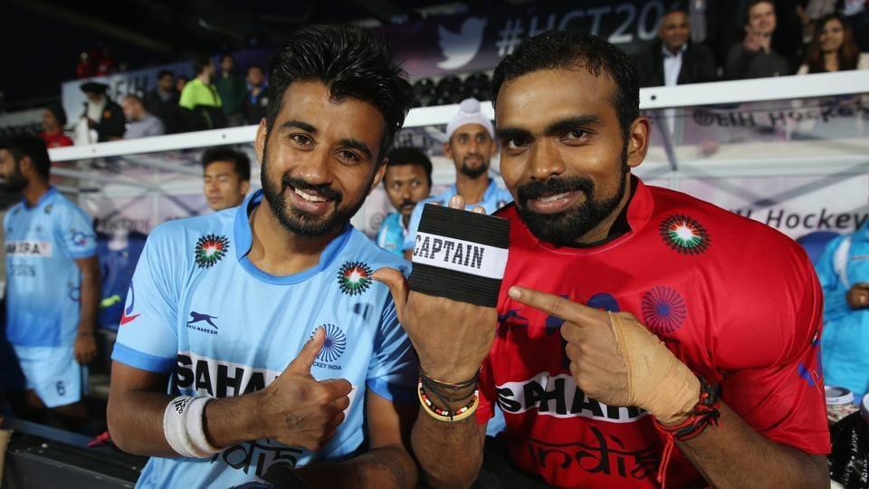 Hockey India,Indian hockey team,Indian hockey team camp
