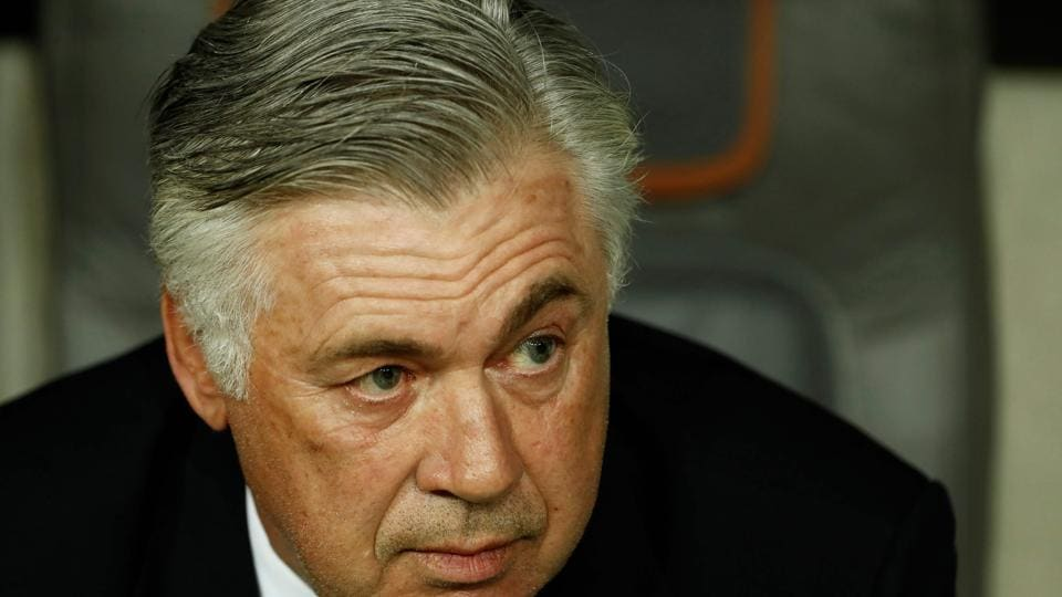 Italian football coach Carlo Ancelotti has been named on May 23, 2018 coach of the Napoli's football team with a three-year contract, the Neapolitan club said.