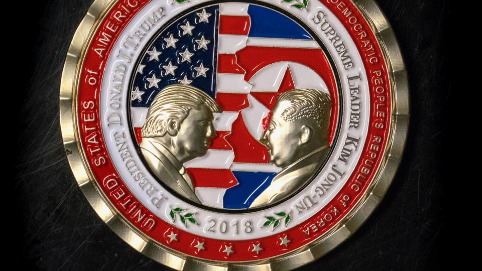 Donald Trump,Kim Jong Un,Twitter