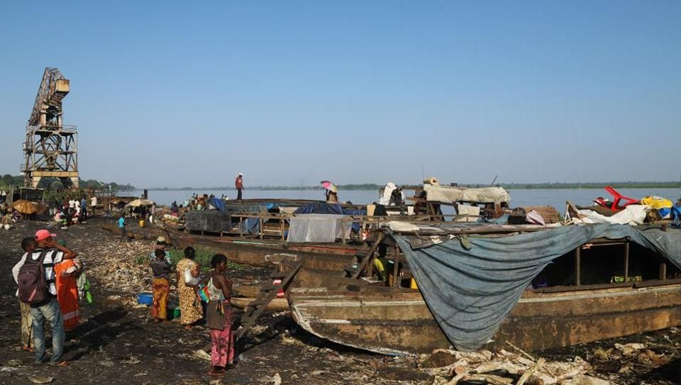 DR Congo,Boat,Boat accident