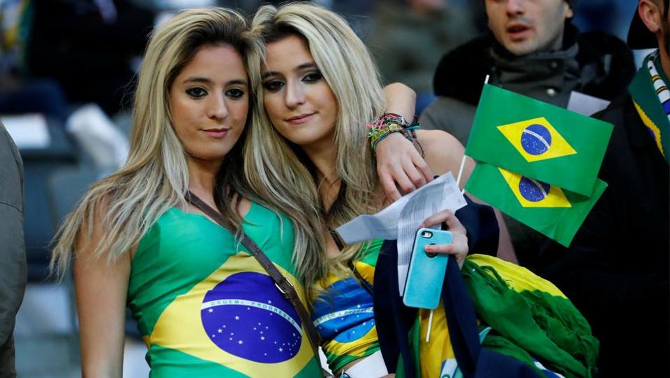 Image result for brazil world cup fan 2018