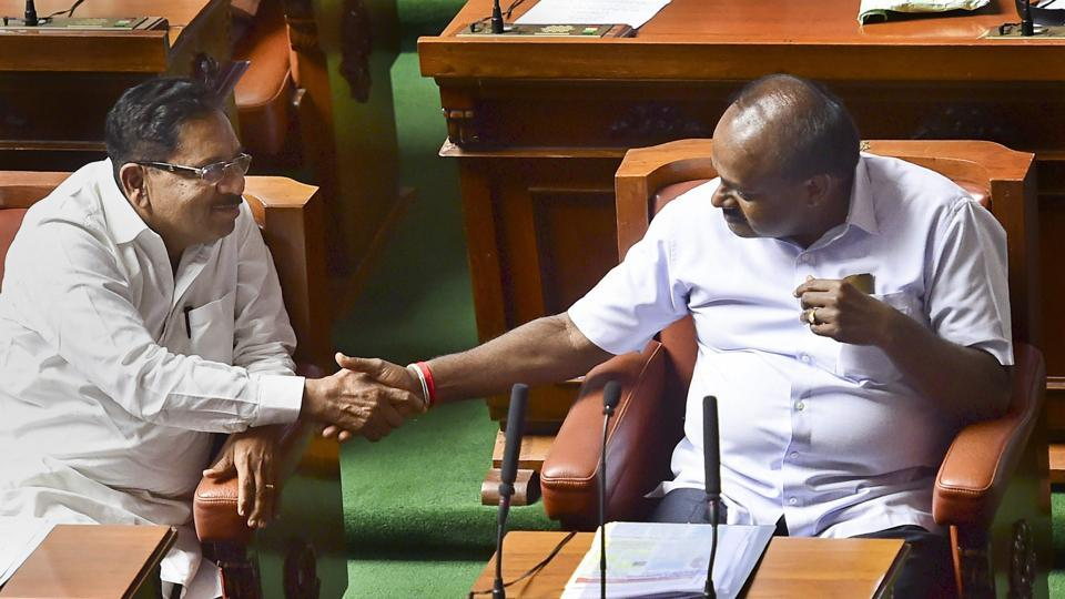 Congress JD(S) coalition,HD Kumaraswamy,Karnataka