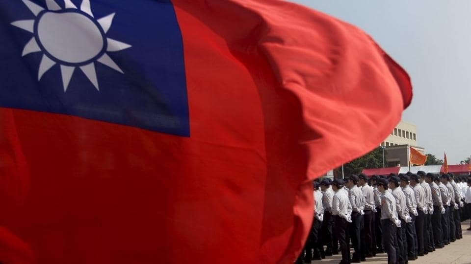 Taiwan scrambles jets for Chinese bombers