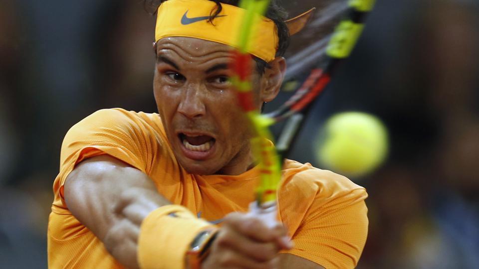 Rafael Nadal,French Open,Roger Federer