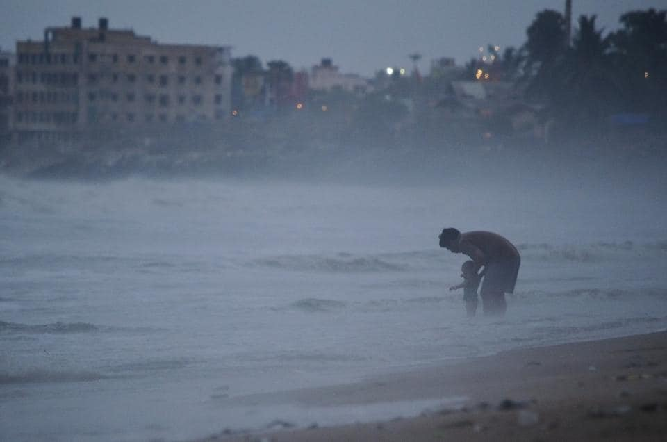 Mumbai weather,cloud cover over Mumbai,Mumbai Pre-monsoon