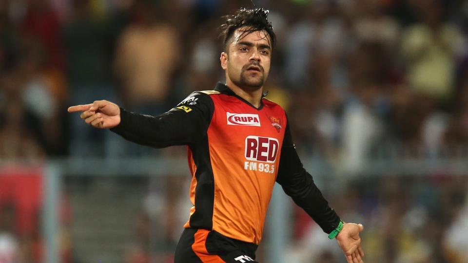 Sunrisers Hyderabad's Rashid Khan has taken 21 wickets in the 2018 Indian Premier League (IPL).
