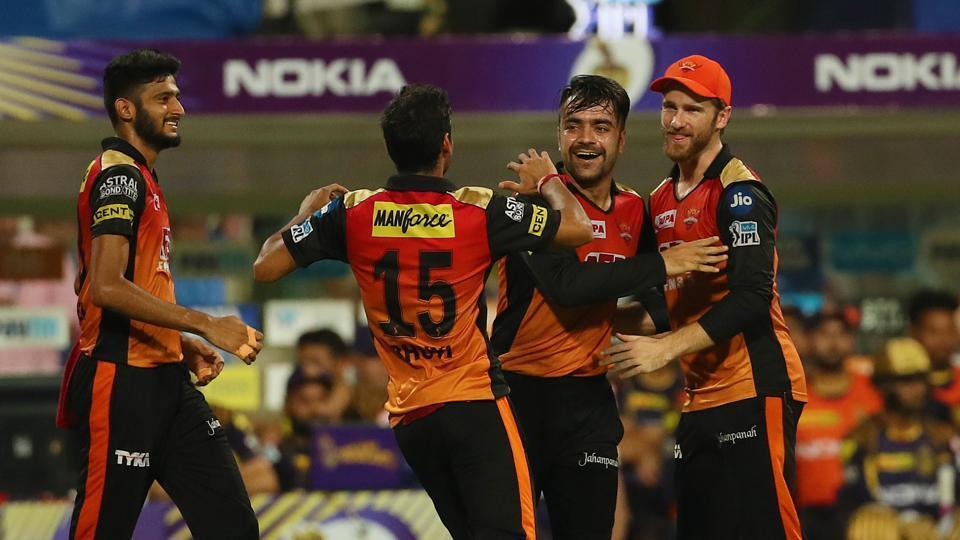 IPL 2018,Sunrisers Hyderabad vs Kolkata Knight Riders,Rashid Khan