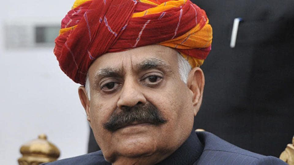 UT administrator VP Singh Badnore