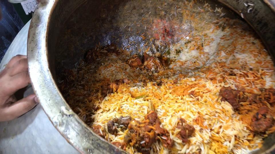 Tried and tasted,Biryani,Food