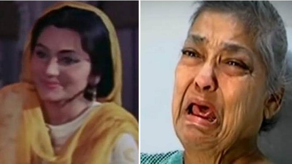 Pakeezah Actress Geeta Kapoor Passes Away at 57