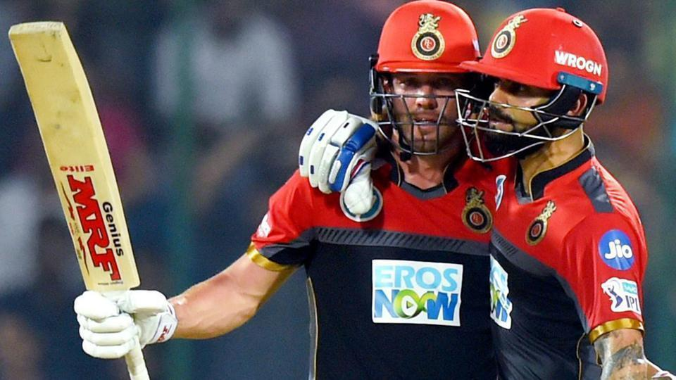 Virat Kohli and AB de Villiers have had some great partnerships for RoyalChallengers Bangalore (RCB) in the Indian Premier League (IPL).