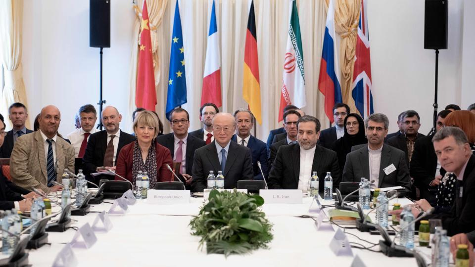 Iran nuclear deal,Vienna,Donald Trump