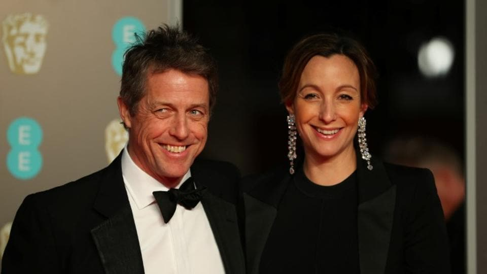 Actor Hugh Grant (finally) marries at 57
