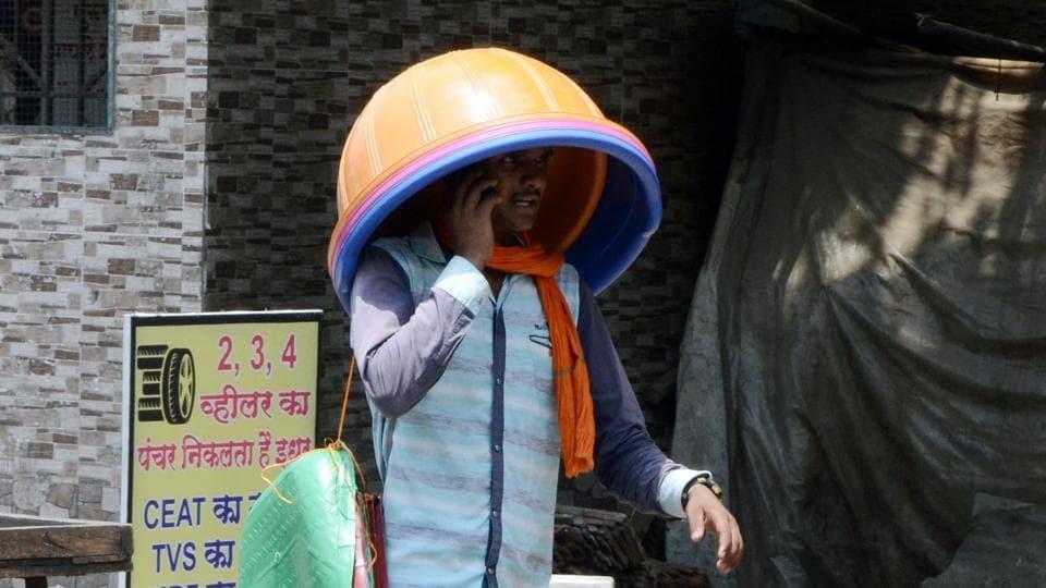 Delhi heatwave,Delhi summer,Heatwave
