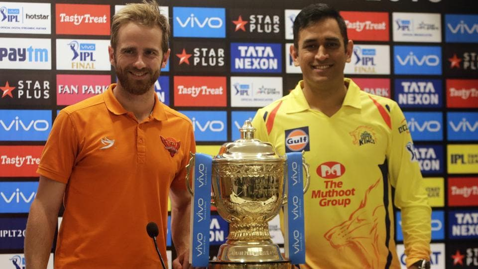 While CSK have won the IPL title twice, SRH beat Royal Challengers Bangalore (RCB) by eight runs in the final of the 2016 edition.  (AP)