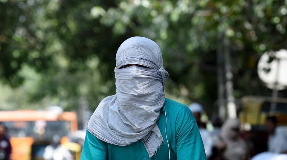 Delhi temperature,Delhi weather,Delhi heat wave