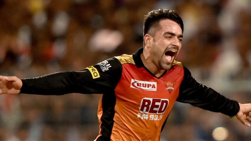 Rashid Khan scored a 10-ball 34 and took 3/19 to take Sunrisers Hyderabad to victory over Kolakata Knight Riders in IPL 2018 qualifier.