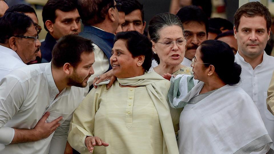 Mayawati,NDA,Narendra Modi