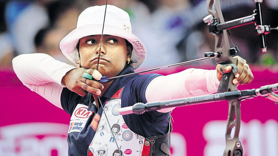 Archery World Cup,Deepika Kumari,Ankita Bhakat