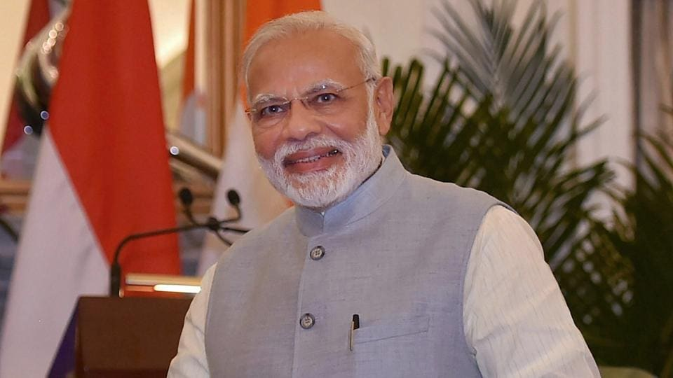 Prime Minister Narendra Modi will arrive in Singapore on May 31 on a three-day visit.