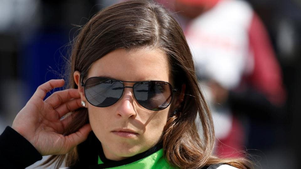 IndyCar Series driver Danica Patrick gets ready to get in her car during practice for the 102nd Running of the Indianapolis 500 at Indianapolis Motor Speedway in Indianapolis, Indiana, on May 15, 2018.