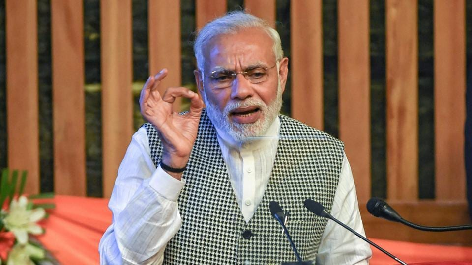 Narendra Modi,Four years of Modi govt,2019 Lok Sabha elections
