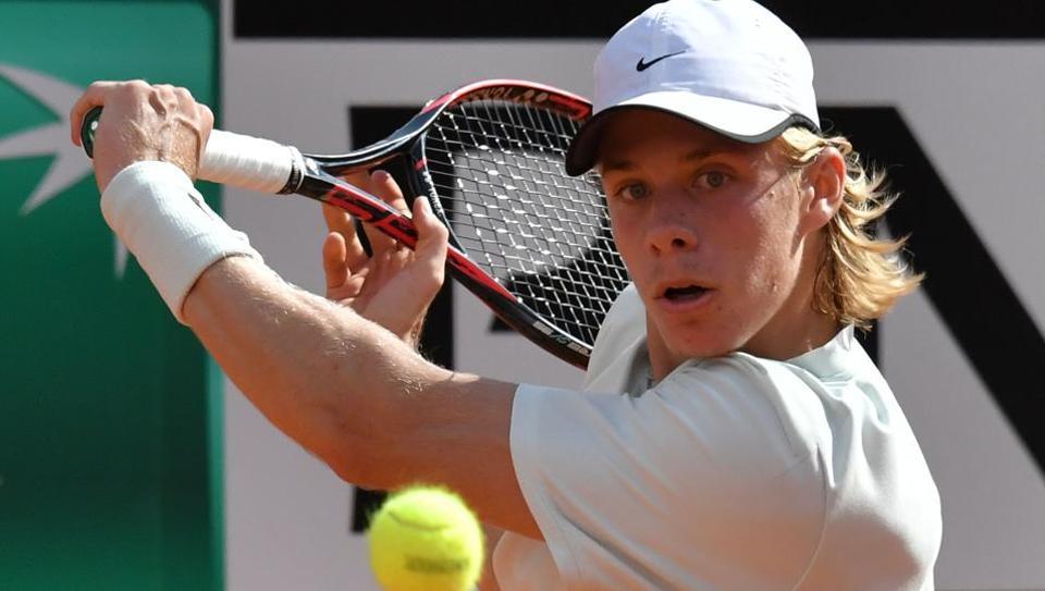 Denis Shapovalov,Grand Slam,Tennis