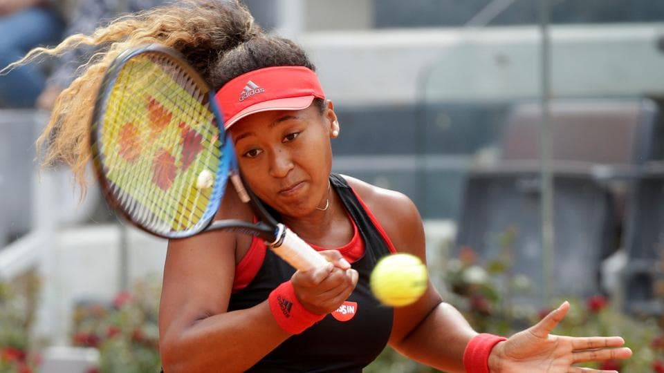 Naomi  Osaka was seeded 21 for the French Open 2018 after a brilliant run in the past six months.