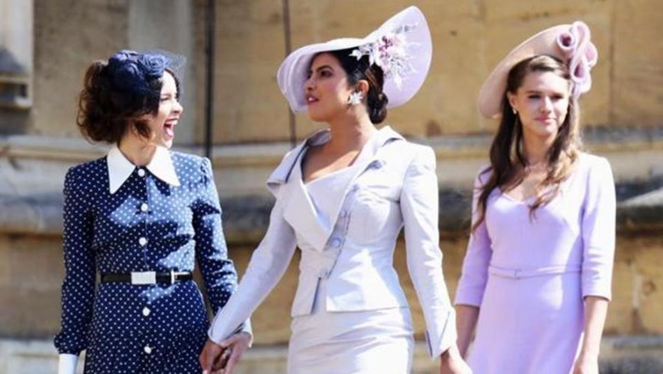 Priyanka,RoyalWedding,Twitterverse