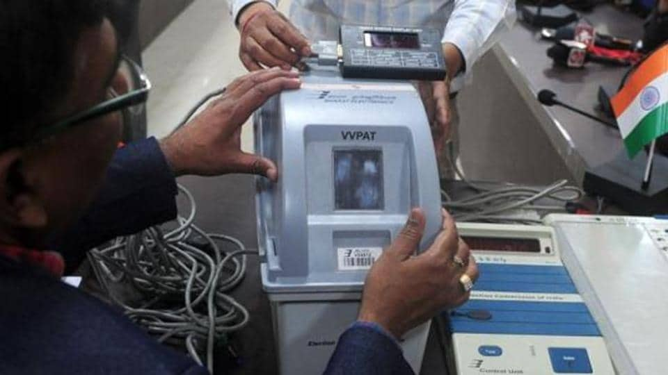 Shahkot bypoll,VVPAT machines,EC