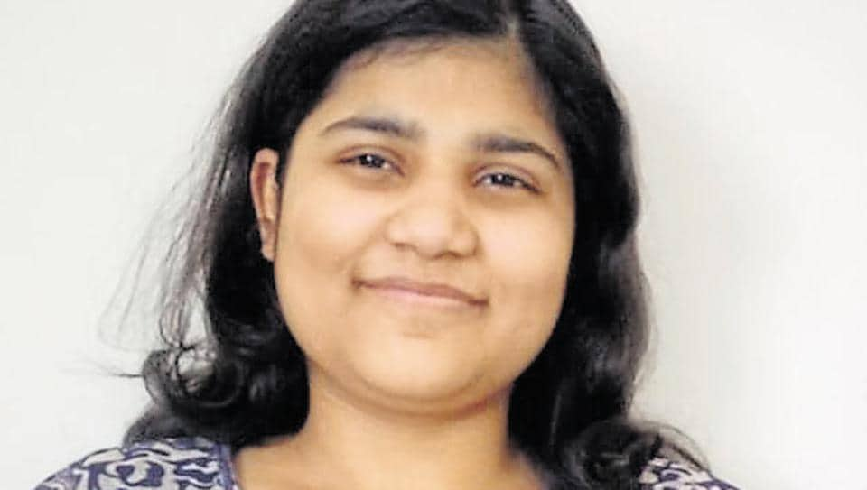 Delhi girl Lavanya Jha trumped visual impairment to score 97