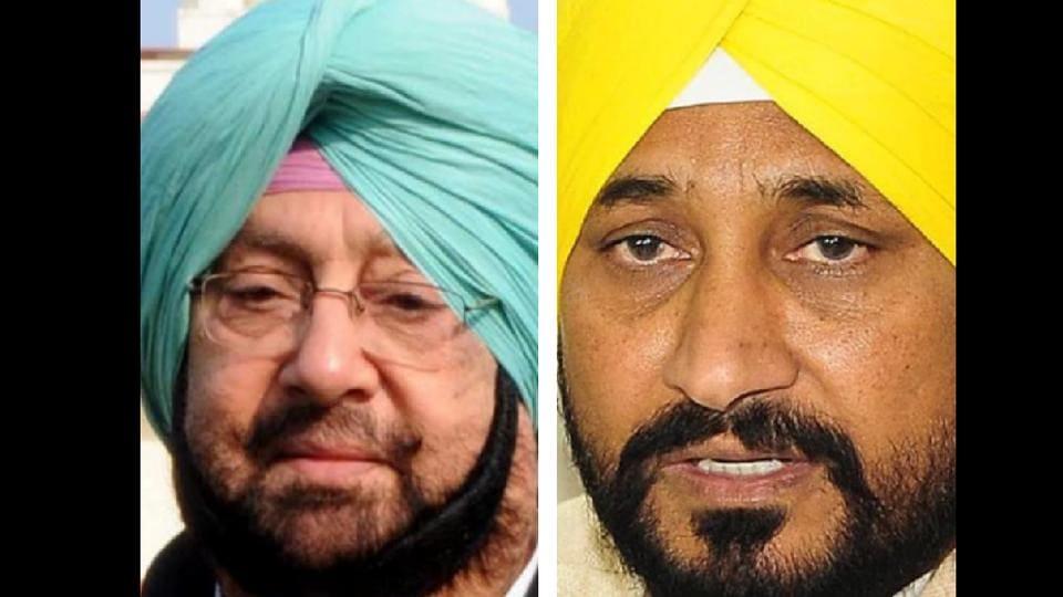 Capt Amarinder,Charanjit Singh Channi,absence of Dalit names