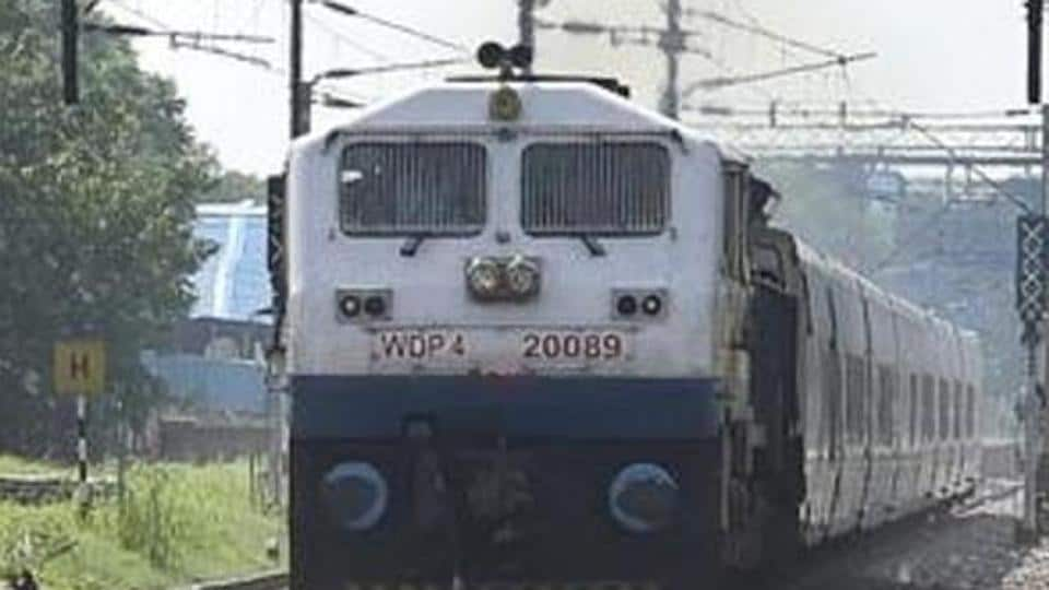 As the couple's families were against the relationship, both jumped in front of Shajahanpur-Gonda passenger train on Saturday and committed suicide.