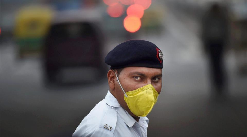 Delhi air pollution,India,Air Pollution