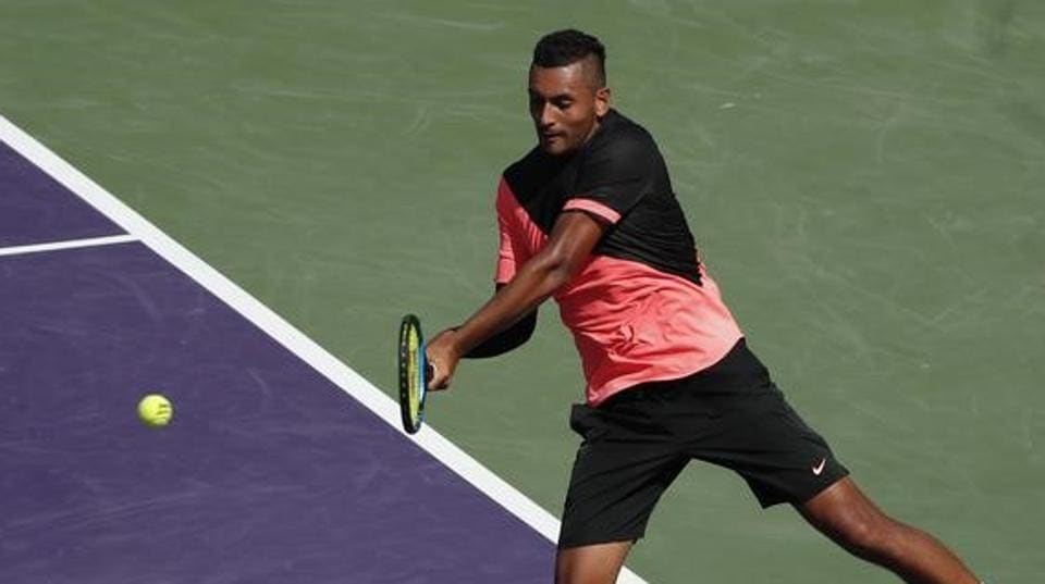 French Open,French Open tennis,Nick Kyrgios